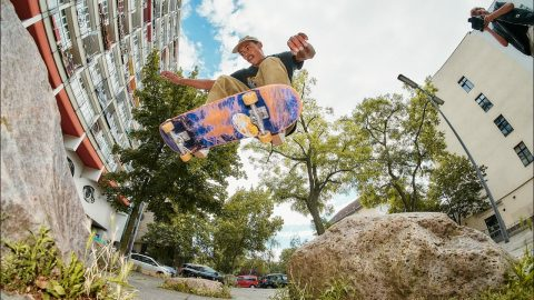 Place Presents: Leon Charo-Tite - Unsigned Hype | Place Skateboard Culture