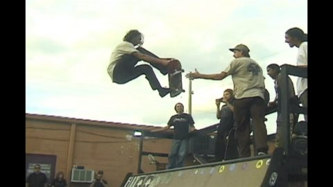 PLUS Skateshop x DC Ramp Jam | PlusSkateShop