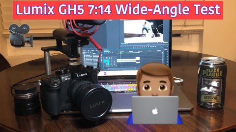 Pnasonic Lumix GH5 7:14 Wide Angle Lens Test - Joey Brezinski