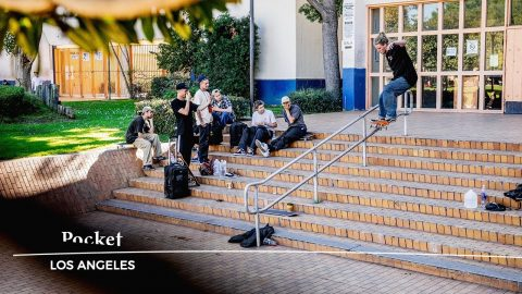 Pocket: Los Angeles | Pocket Skateboard Magazine
