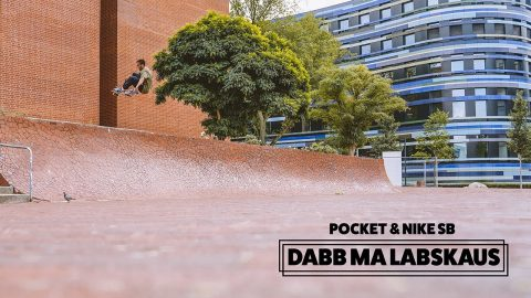 Pocket & Nike SB: Dabb Ma Labskaus | Pocket Skateboard Magazine