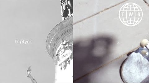 Poetic Collective, Triptych, Paris | TransWorld SKATEboarding