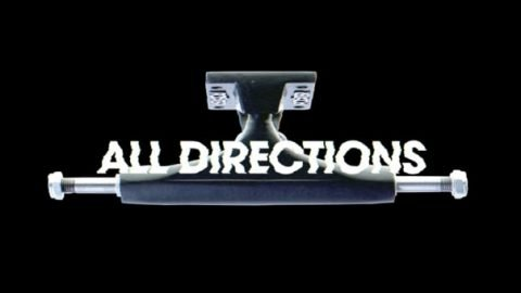 POLSTER TRUCKS |  ALL DIRECTIONS - MOB Skateboards