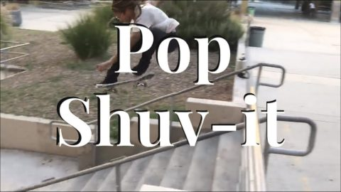 Pop Shuv-It neenos essentials | Neen Williams