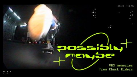 """Possibly Maybe"" - A Cons Brazil VHS Edit 