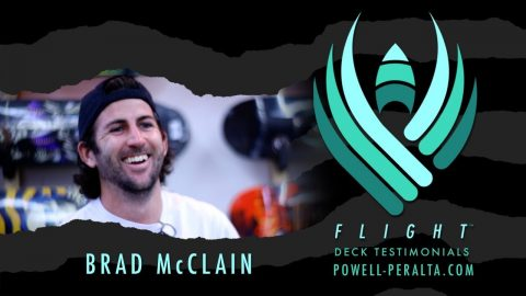 Powell-Peralta | Brad McClain | FLIGHT | Powell Peralta