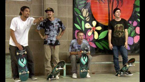 Powell-Peralta | Flatground | The Orchid - Powell Peralta