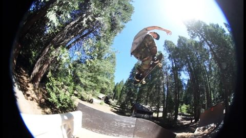 Powell-Peralta 'Raw Clips' - Charlie Blair at YMCA Skate Camp | Powell Peralta