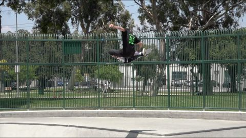 Powell-Peralta 'Raw Clips' - Huntington Park Skatepark | Powell Peralta