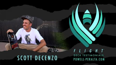 POWELL PERALTA | SCOTT DECENZO | FLIGHT | Powell Peralta