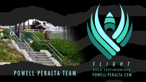 POWELL PERALTA | TEAMRIDERS | FLIGHT | Powell Peralta