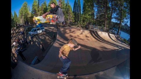 Powell-Peralta | YMCA Skate Camp | Part 2 | Powell Peralta