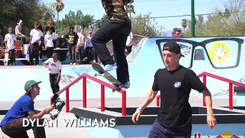 Practice Day at PHXAM 2019 | Cowtown Skateboards