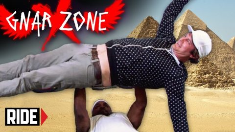 Prank Auditions - The Gnar Zone - Ep. 4   RIDE Channel