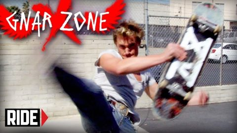 Prank Auditions - The Gnar Zone - Ep. 1 | RIDE Channel