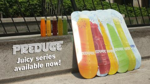 """Preduce """"Juicy"""" deck series out now! - preduce skateboards"""