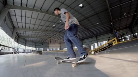 Preduce skateboards Huamark team session - preduce skateboards