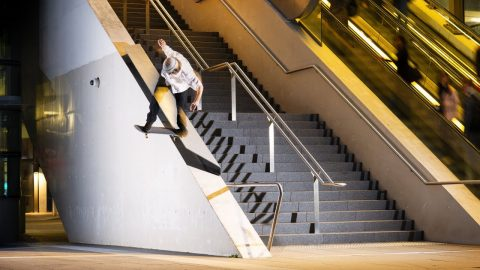 "PREMIERE - Noah Fuzi's ""Common Courtesy"" Part 