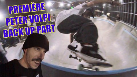 Première Peter Volpi x Back Up Part na Bowlhouse | Black Media
