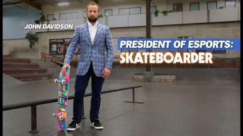 President Of Esports: Skateboarder | The Berrics