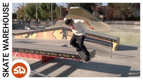Primitive Demo Ft. Paul Rodriguez, Bastien Salabanzi, Trent McClung, and More - Skate Warehouse