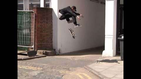 Primitive Skate |  Massif | London Video | Primitive Skate
