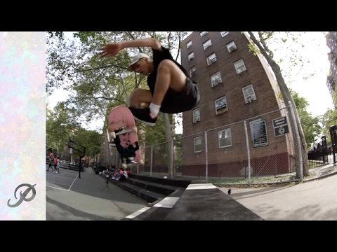 Primitive Skateboarding | Opal - The Berrics