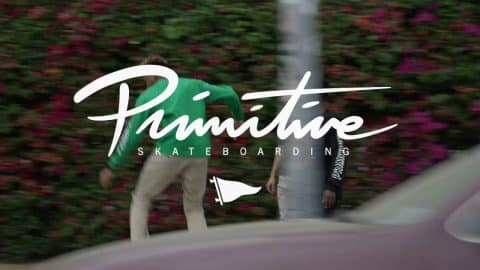 Primitive x Huy Fong Foods Inc. Collection 2.0 - Primitive Skate