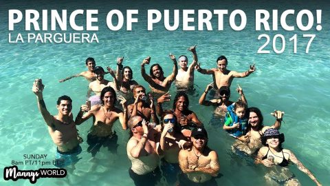 Prince Of Puerto Rico Tour! - MannysWorld