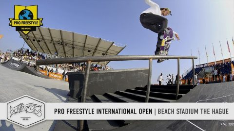 Pro Freestyle International Open | The Hague - Titus