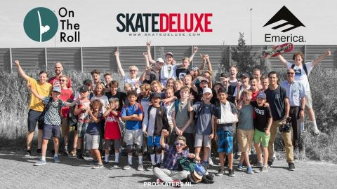 Pro-Skate Camp 2018 | On The Roll Magazine