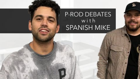 Prod and Spanish Mike Animated Debate - Mikey Taylor