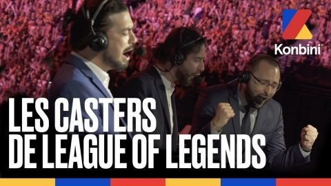 Profession : commentateur d'esport | Finale des Worlds de League of Legends 2019 | Konbini | Konbini