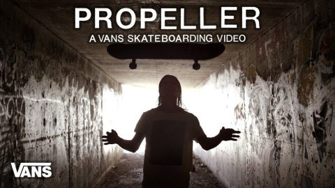 Propeller: A Vans Skateboarding Video - Full Part feat. Geoff Rowley - Echoboom Sports