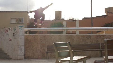 Proudly Welcomes - THIAGO LIMA - Al Carrer Skate BCN