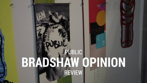Public Bradshaw Opinion 2019 Snowboard Review - Tactics.com - Tactics Boardshop