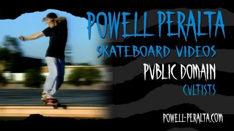 PUBLIC DOMAIN CH. 11 CULTISTS | Powell Peralta