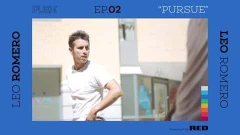 PUSH | Leo Romero: Pursue - Episode 2 - The Berrics