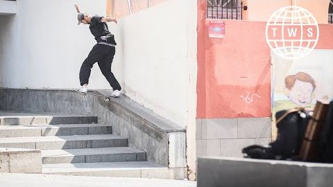 Pusher Bearings, Take Away Tour | TransWorld SKATEboarding