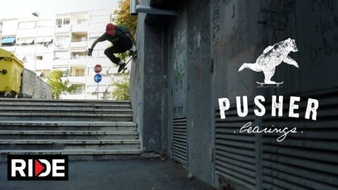 Pusher Bearings - The First Lap - RIDE Channel