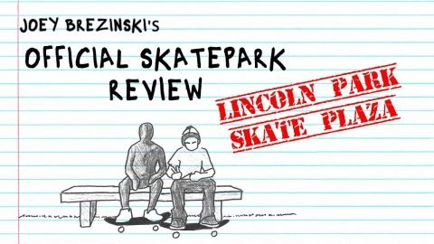 Pushing Around Lincoln Park Skate Plaza | Official Skatepark Review | Red Bull Skateboarding