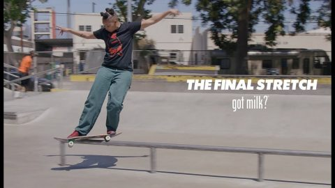 Putting In Work | The Final Stretch Before The Games: Samarria Brevard | The Berrics