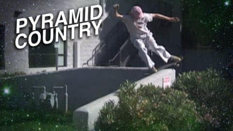 "Pyramid Country's ""Boardslides and Lipslides"" Video - ThrasherMagazine"