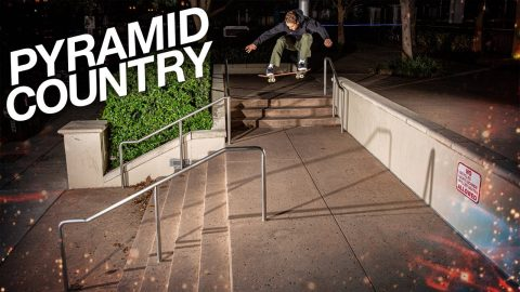 Pyramid Country's Swimmin' in Er' | ThrasherMagazine