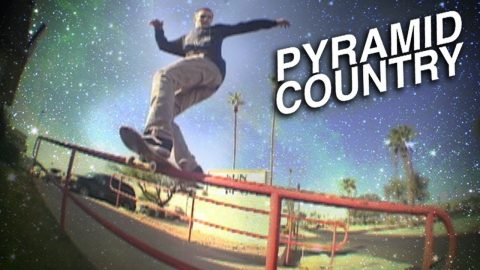 "Pyramid Country's ""Vessel in Passing"" Video - ThrasherMagazine"