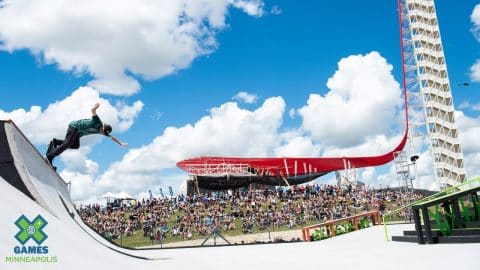 Qualify for X Games Minneapolis! - X Games