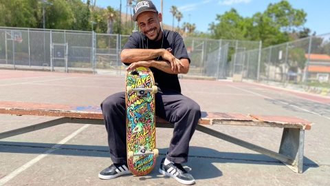 Quality Time With Blake Johnson! What I'm Riding | Santa Cruz Skateboards | Santa Cruz Skateboards