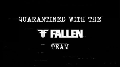 Quarantined With The Fallen Team | fallenfootweartv