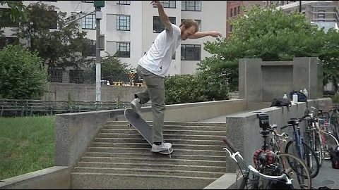 Quartersnacks • Favorite Spot with Max Palmer on the Canal Fountain | Quartersnacks