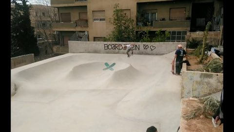 Qudsaya skatepark in Syria and the streets of Lebanon | ConfusionMagazine